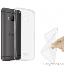 Ốp Dẻo Trong Suốt HTC ONE M9