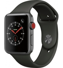 Apple Watch Series 3 42mm  LTE Black